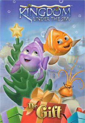 Kingdom Under the Sea Series - Gift DVD