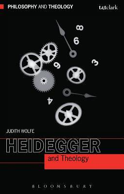Picture of Heidegger and Theology