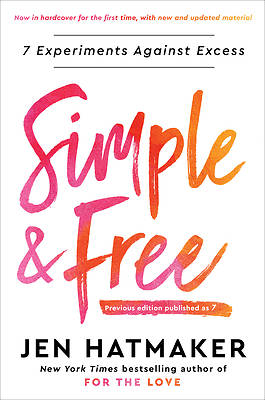 Picture of Simple and Free