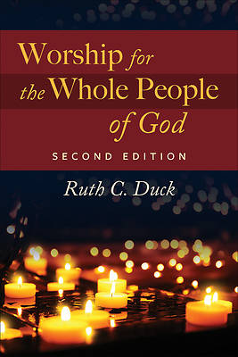 Picture of Worship for the Whole People of God, Second Edition