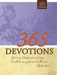 365 Devotions Pocket Edition-2011