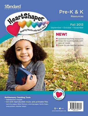 Standard HeartShaper Pre-K & K Resource Fall 2013
