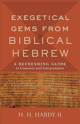 Picture of Exegetical Gems from Biblical Hebrew