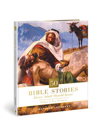 Picture of 50 Bible Stories Every Adult Should Know, 2