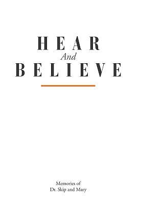 Picture of Hear and Believe