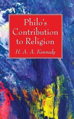 Philos Contribution to Religion
