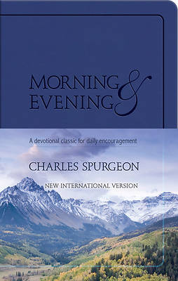 Morning and Evening NIV Edition