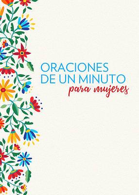 Picture of Oraciones de Un Minuto Para Mujeres /One Minute Prayers for Women