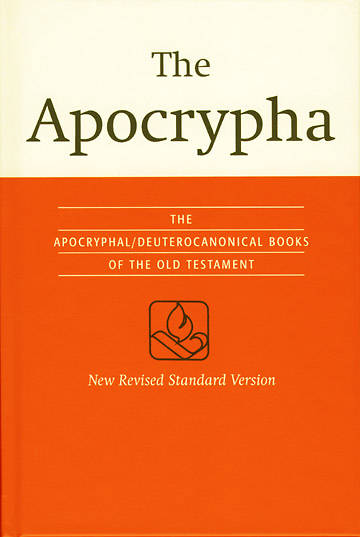 New Revised Standard Version Apocrypha Text Edition