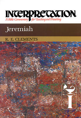 Picture of Interpretation Bible Commentary - Jeremiah