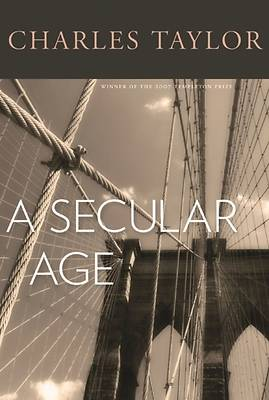 Picture of A Secular Age