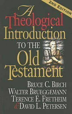 Picture of A Theological Introduction to the Old Testament