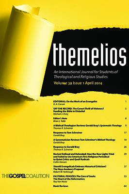 Picture of Themelios, Volume 39, Issue 1