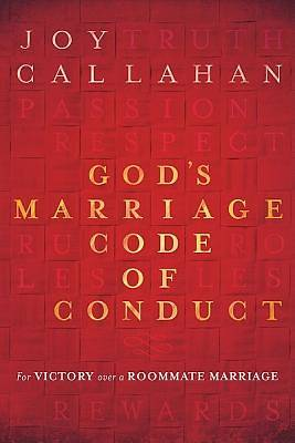 Gods Marriage Code of Conduct