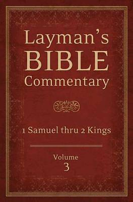 Laymans Bible Commentary Vol. 3