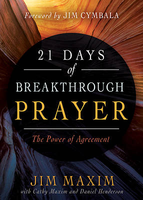Picture of 21 Days of Breakthrough Prayer