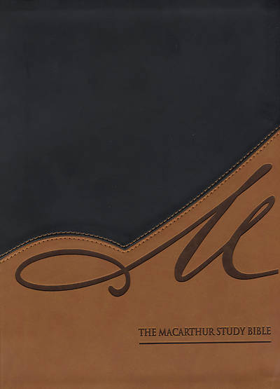 Picture of MacArthur Study Bible New American Standard