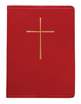 Picture of The Book of Common Prayer Deluxe Chancel Edition