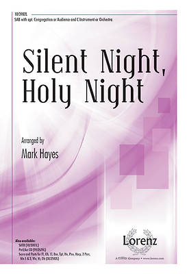 Silent Night, Holy Night SAB Anthem