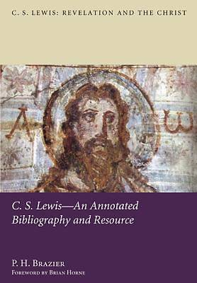 Picture of C.S. Lewis-An Annotated Bibliography and Resource