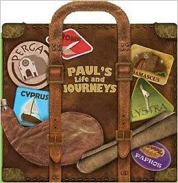 Picture of Paul's Life and Journeys