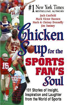 Picture of Chicken Soup for the Sports Fan's Soul