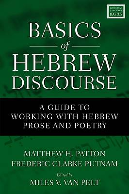 Picture of Basics of Hebrew Discourse