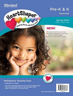Standard HeartShaper Pre-K & K Resources Spring 2014