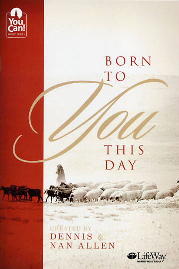 Born To You This Day SATB Choral Book