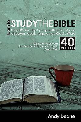 Picture of Learn to Study the Bible