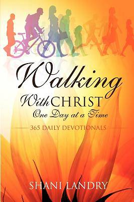 Picture of Walking with Christ One Day at a Time