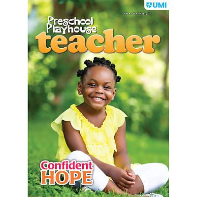 Picture of UMI Preschool Playhouse Teacher Summer 2021
