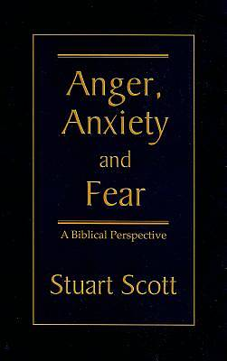 Picture of Anger, Anxiety and Fear