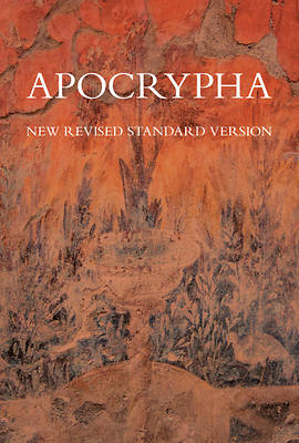 Picture of New Revised Standard Version Apocrypha Text Edition