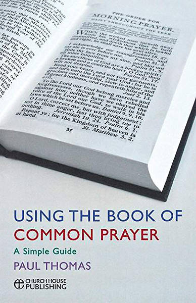 Picture of Using the Book of Common Prayer