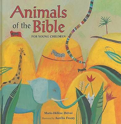 Animals of the Bible for Young Children