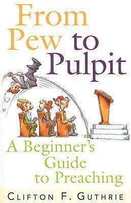 From Pew to Pulpit - eBook [ePub]