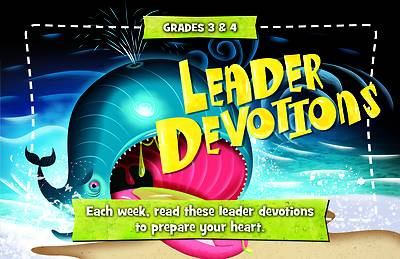 Picture of Buzz Grades 3-4 Gross Me Out Leader Devotions Spring 2020