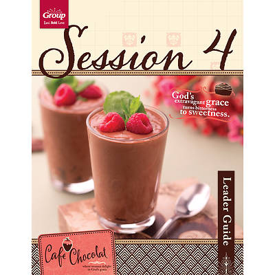 Picture of Caf Chocolat Session 4 Leader Guide