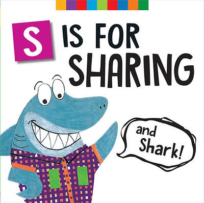 Picture of S Is for Sharing (and Shark!)