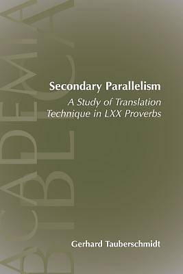 Secondary Parallelism