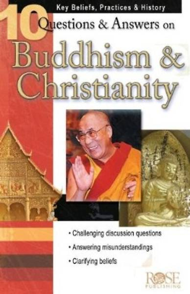 Picture of 10 Q&A on Buddhism pamphlet