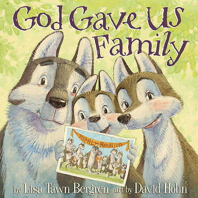 Picture of God Gave Us Family