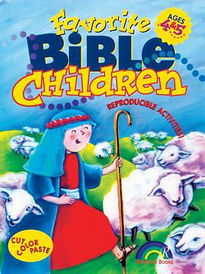 Favorite Bible Children