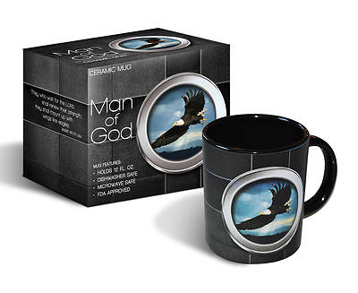 Man of God Ceramic Mug