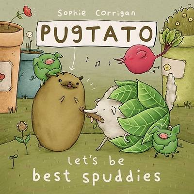 Picture of Pugtato, Let's Be Best Spuddies