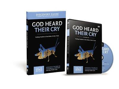 Picture of God Heard Their Cry Discovery Guide with DVD