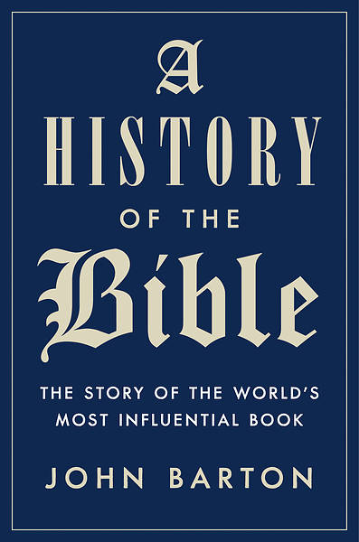 Picture of A History of the Bible - eBook [ePub]
