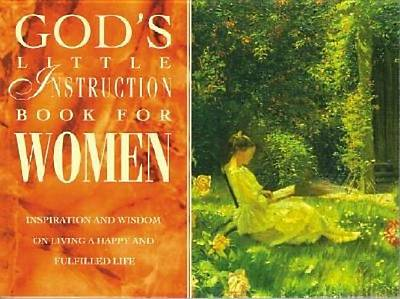 Gods Little Instruction Book for Women