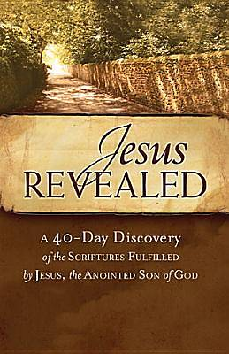 Jesus Revealed, 25-Pack in Display